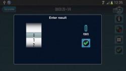 Checkbilliard Test Result Submit