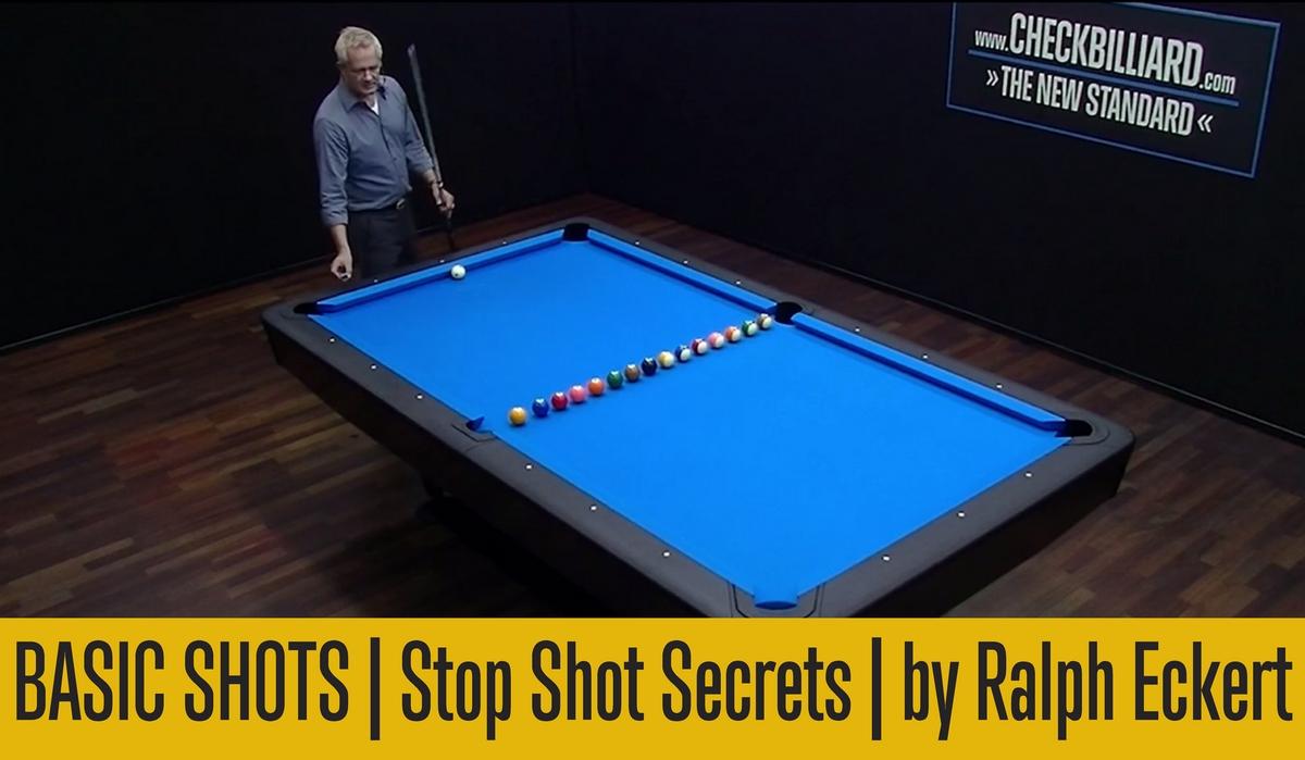 Checkbilliard_Ralph_Eckert_Basic_Stop_Shots